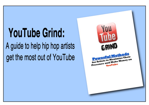 YouTube marketing guide for hip hop artists