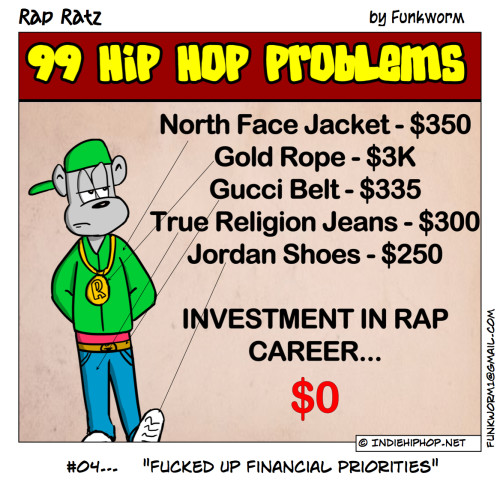 Rap Ratz _ Hip Hip and Money
