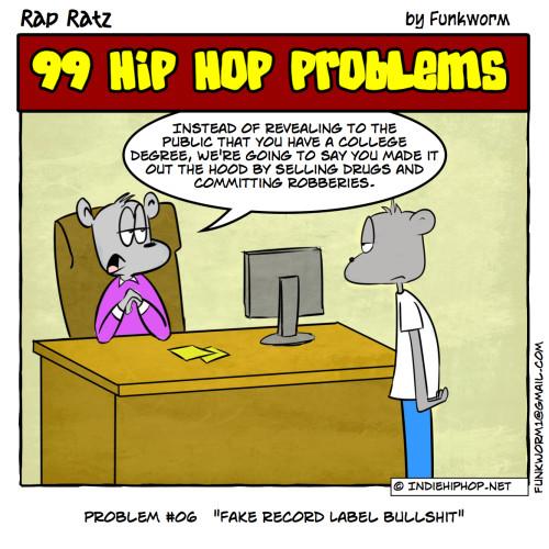 Rap Raptz_Fake record label