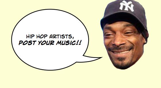 Snoop Dogg Hip Hop Blog