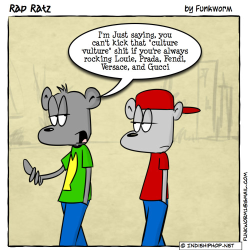 Hip Hop Culture Vultures _ Rap Ratz