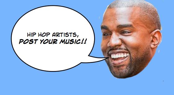 Kanye_post music
