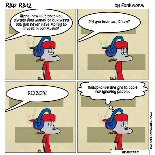 Rap Ratz_Headphones 2