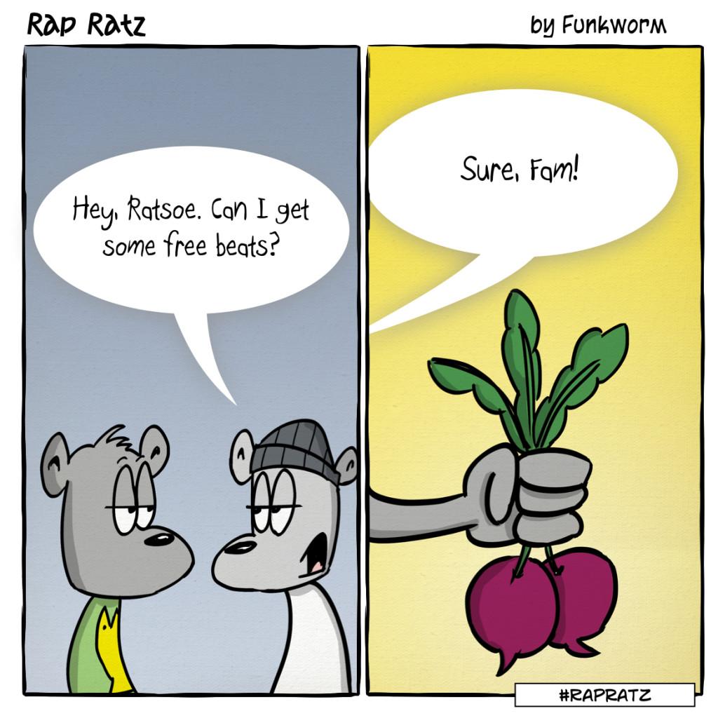 Free Beats_Hip Hop Comic_Rap Ratz