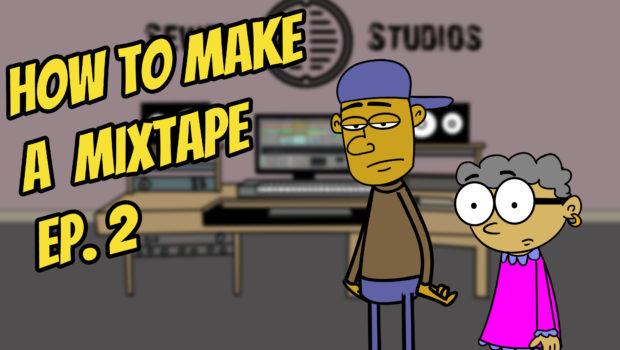 how to make a mixtape
