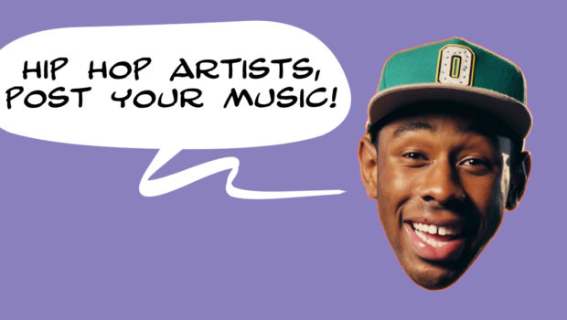 Hip Hop Artists and Beatmakers: Post Your Music (6-12-19)